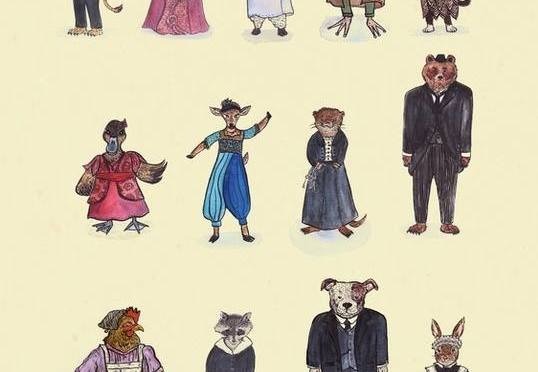 Beatrix Potter Downton