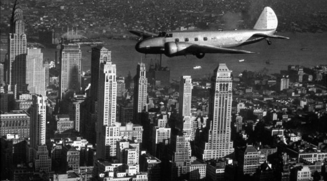 The revolutionary Boeing Model 247, developed in 1933, was an all-metal, twin-engine airplane and the first modern passenger airliner. It took the Model 247 20 hours, with seven stops, to fly between New York and Los Angeles. However, because the 247 flew at 189 mph, its trip was seven and a half hours shorter than that made by any previous airliners. Along with the Douglas DC-2 that supplanted it, the Model 247 ushered in the age of speed, reliability, safety and comfort in air travel.